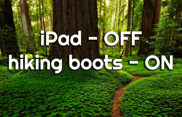 Why You Should Consider Turning Off Your iPod And Putting Your Hiking Boots On(backed by science)