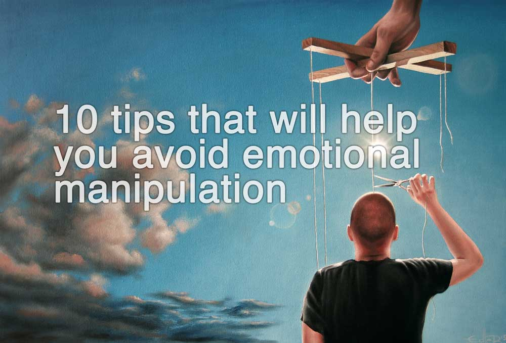 How To Stop Being Emotionally Manipulative