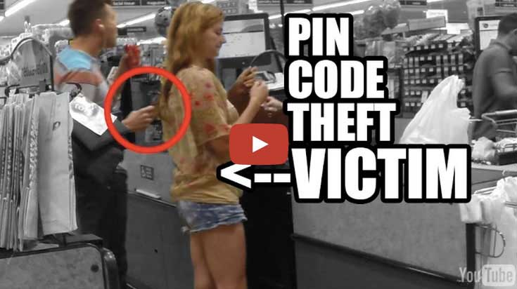 Here's How Easily Someone Can Steal Your ATM Pin Code Without You Noticing And How To Prevent This From Happening