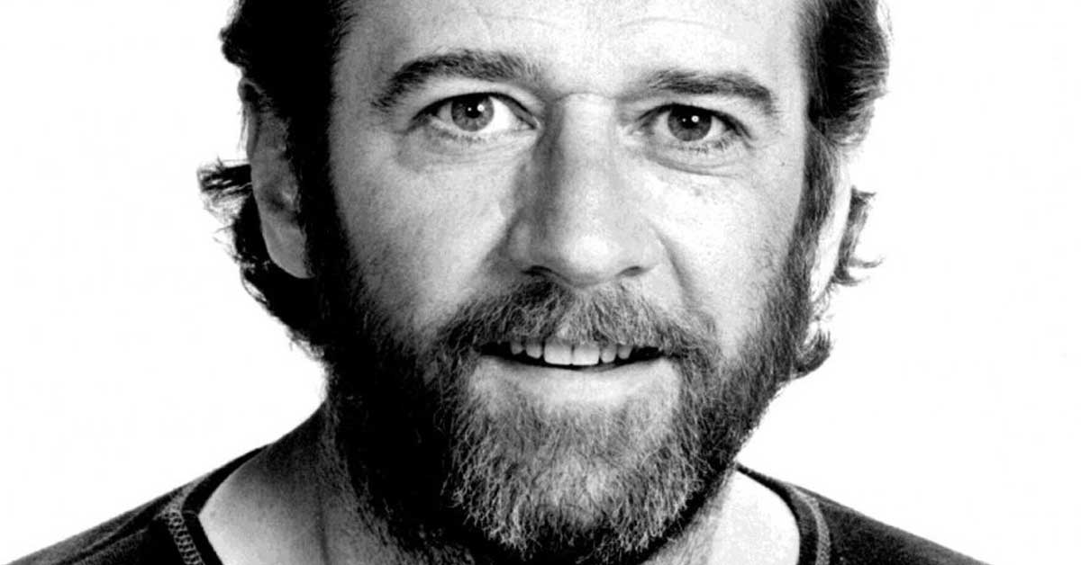 22 Amazing Quotes from The Master of Sarcasm: George Carlin