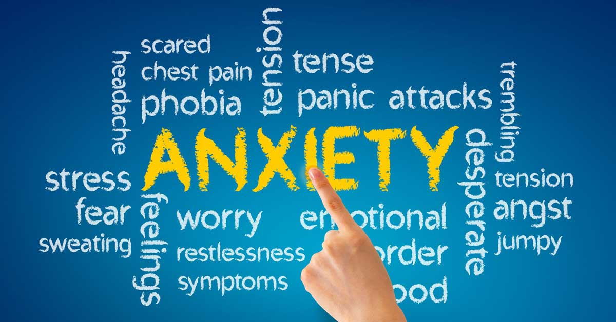 4 Ways to Effectively Deal with Anxiety