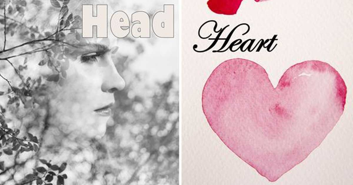 Are You A Head Or A Heart Person?