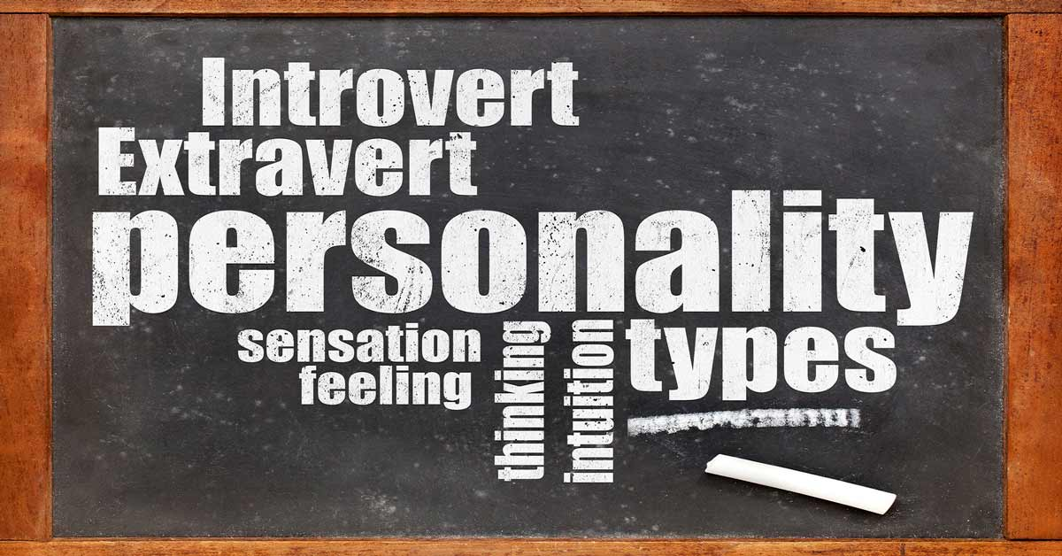 introvert extrovert personality