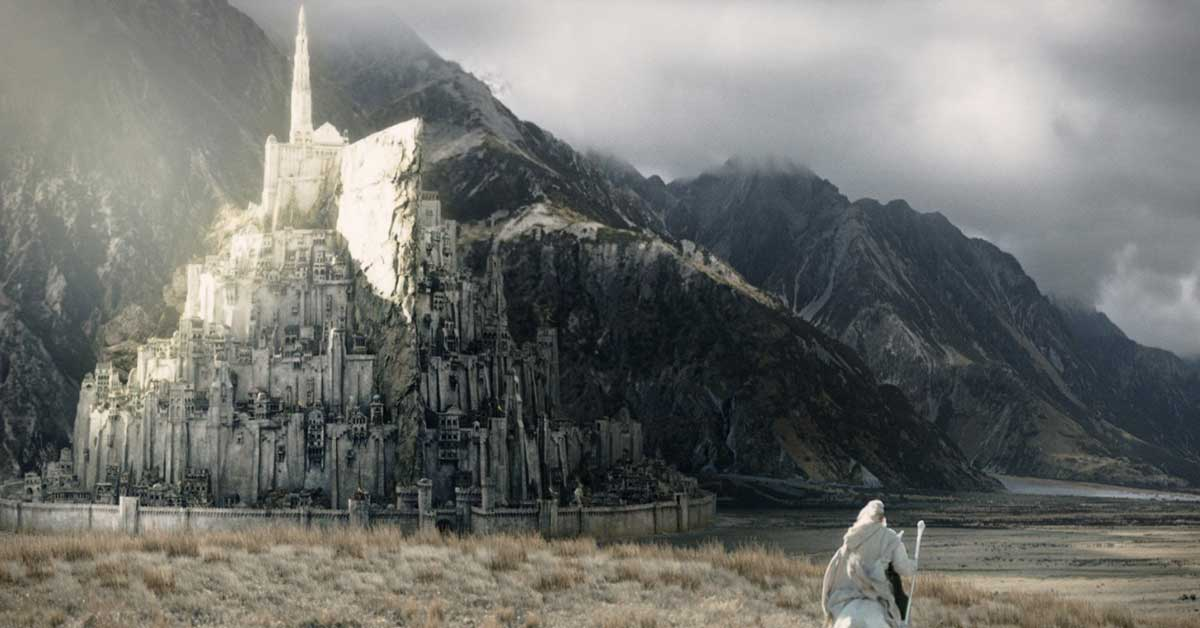 Minas-Tirith-from-the-Lord-of-the-Rings