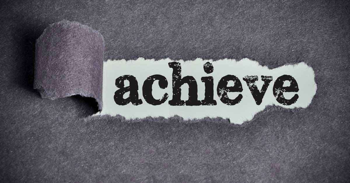 "3 Keys to Becoming a ""Super Achiever"""
