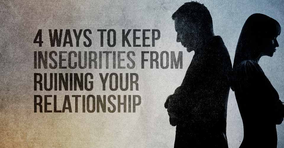 How to get over insecurity in a relationship
