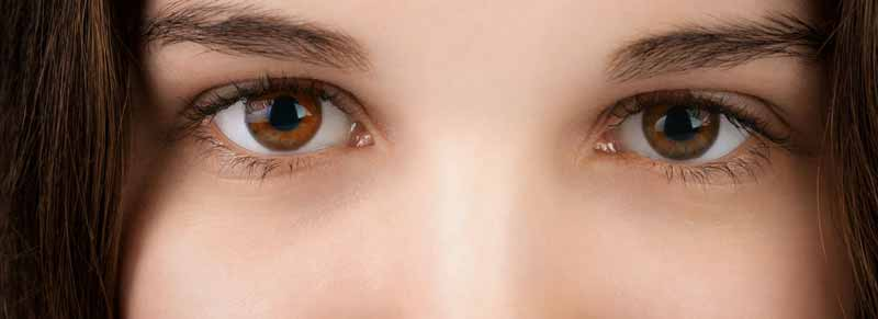 Types Of Natural Eye Colors