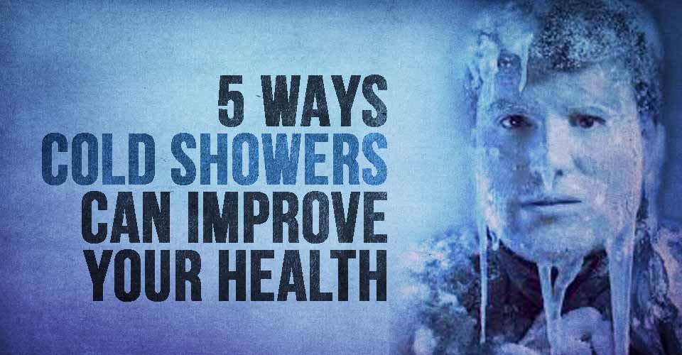 5 Ways Cold Showers can Improve Your Health