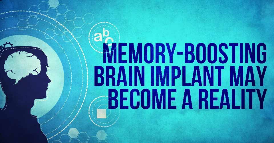 Memory-Boosting Brain Implant May Become a Reality