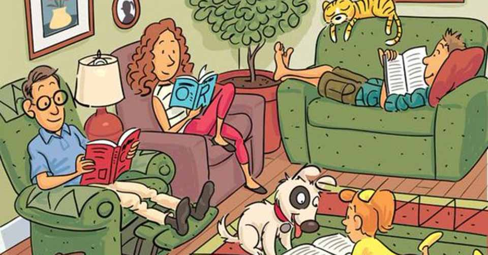 Can You Find The 6 Words Hidden In This Picture?