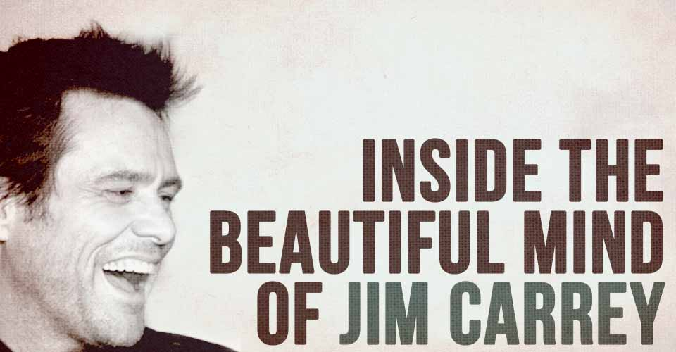 Inside the Beautiful Mind of Jim Carrey