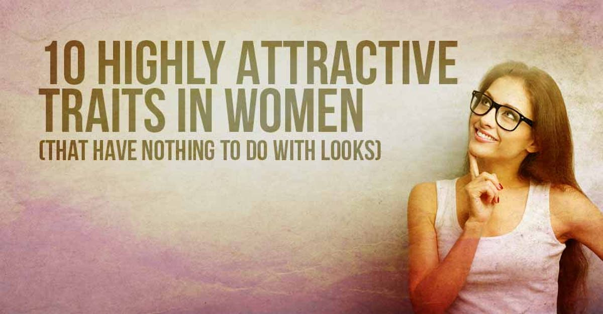 A features on most woman attractive The most