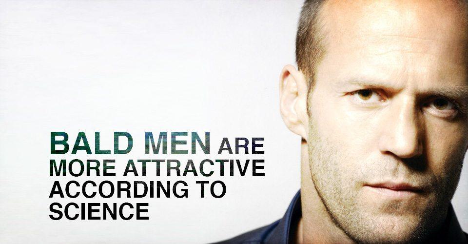 Handsome men most bald 10 Sexiest