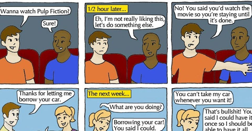 These Comics Have Nothing to do with Sex, But Explain Consent Beautifully