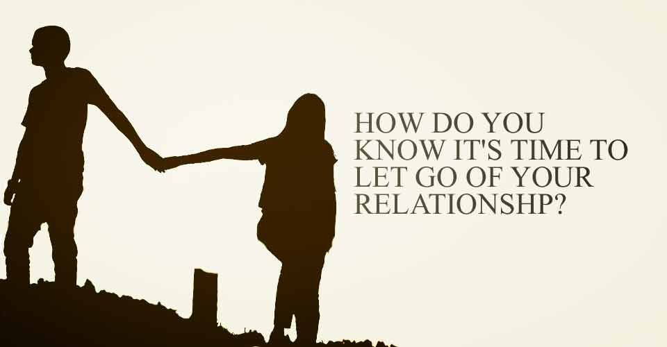 when is the time to let go