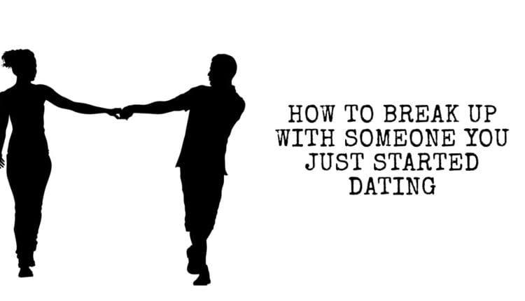 Dating the person you broke up with christian