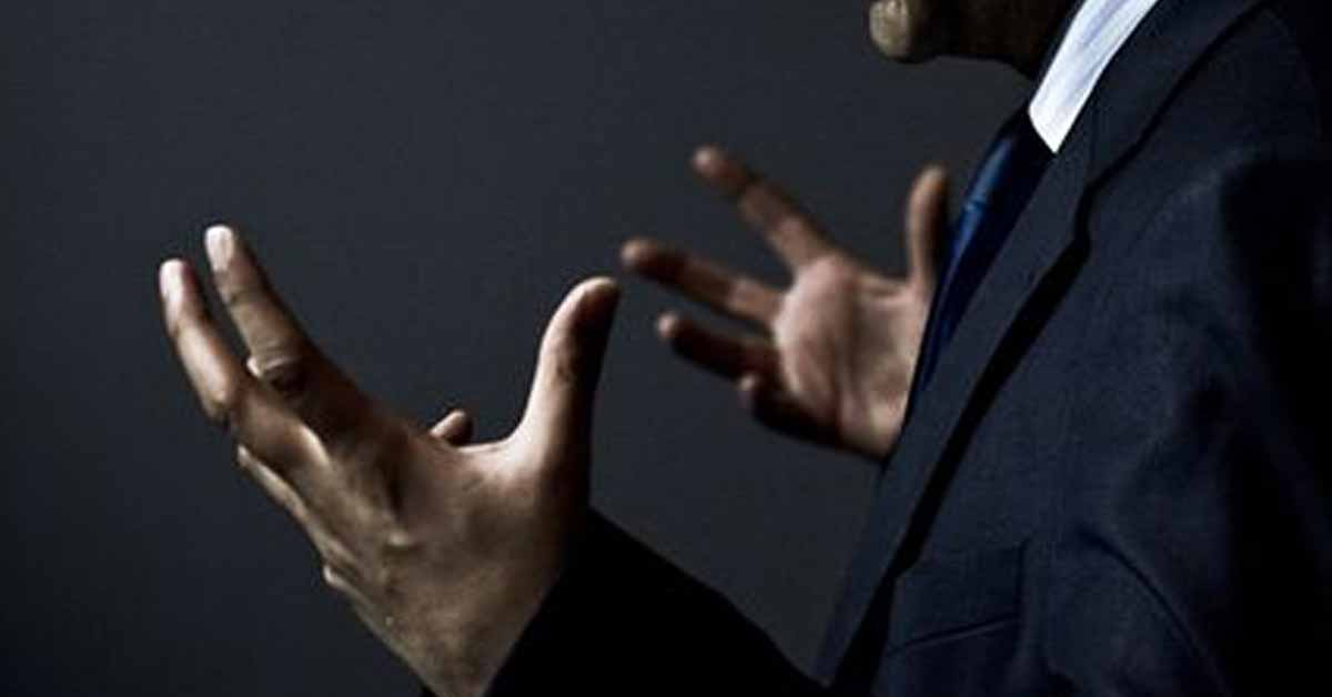 6 Hand Gestures for the Ultimate Professional...and 4 to Never-Ever Use