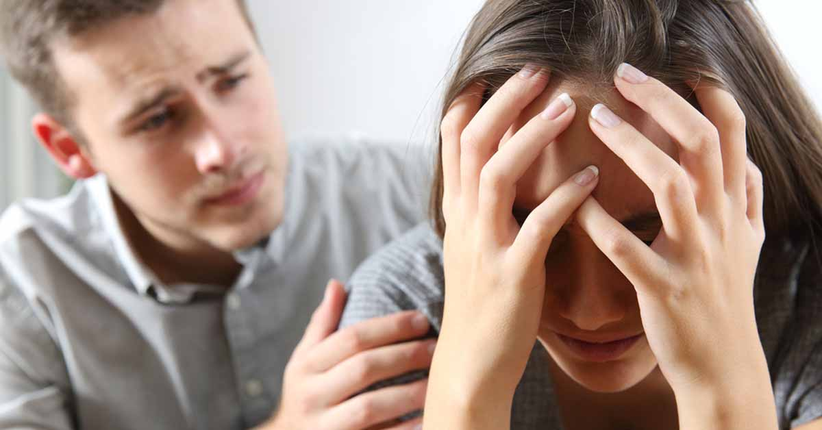 4 Ways to Help If Your Soul Mate Is Experiencing Depression