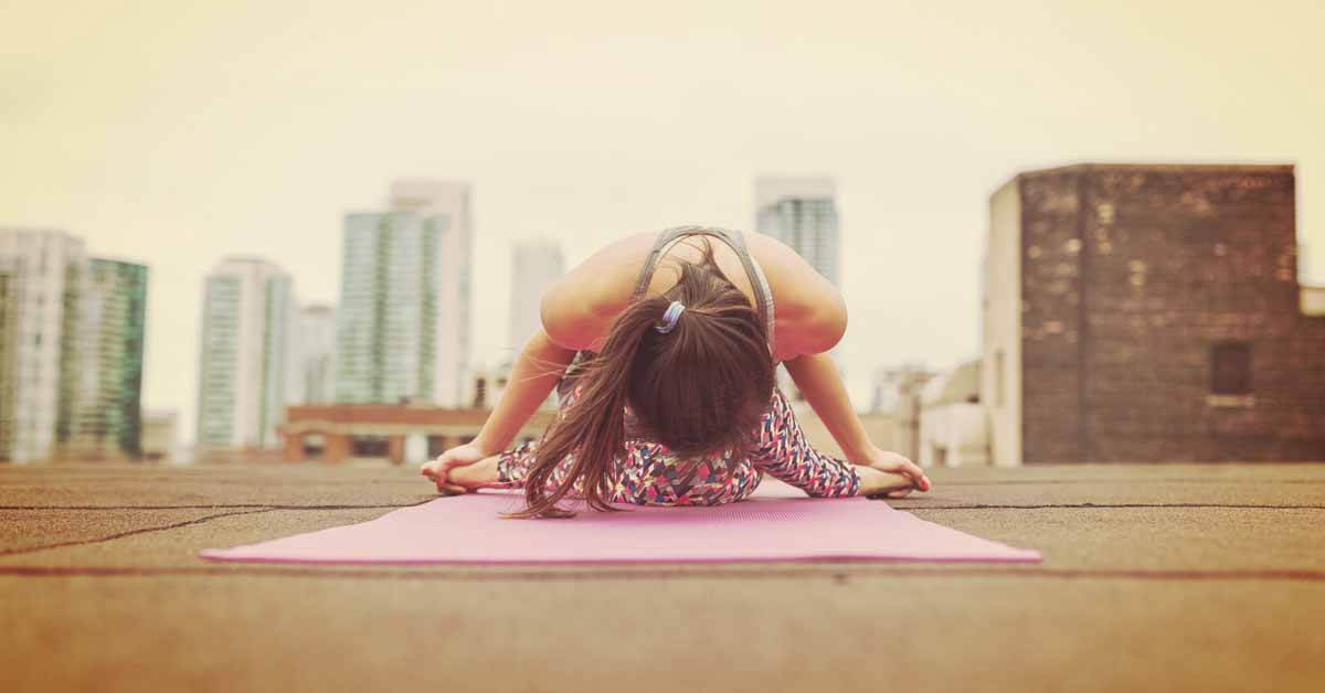 10 Amazing Yoga Poses To Wake Up With And Jump-Start Your Day
