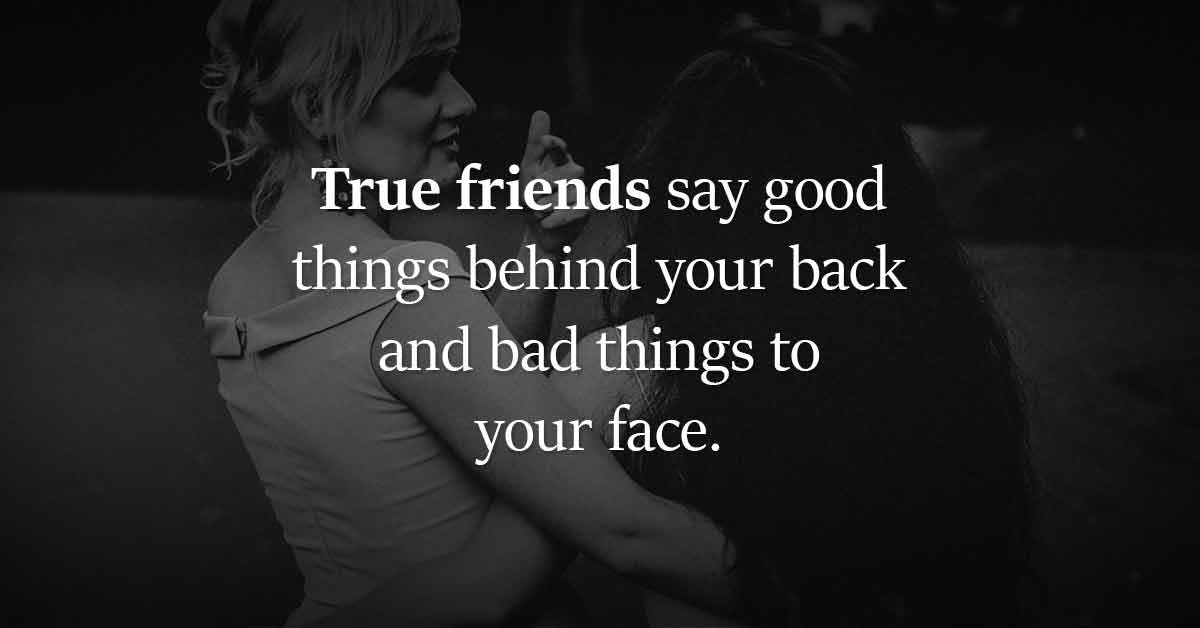Things to say to get your best friend back