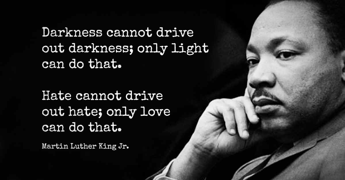 20 Of The Most Powerful Quotes by The Exceptional Martin Luther King, Jr
