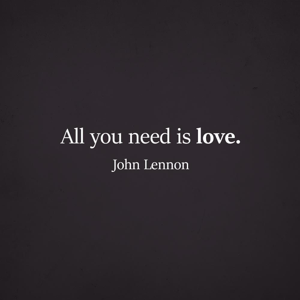John Lennon Quotes About Life And Happiness: 15 Quotes On Love, Life And Peace By John Lennon