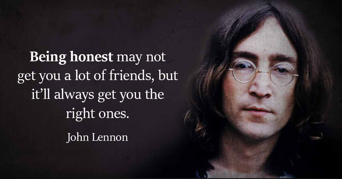 15 Quotes On Love Life And Peace By John Lennon I Heart