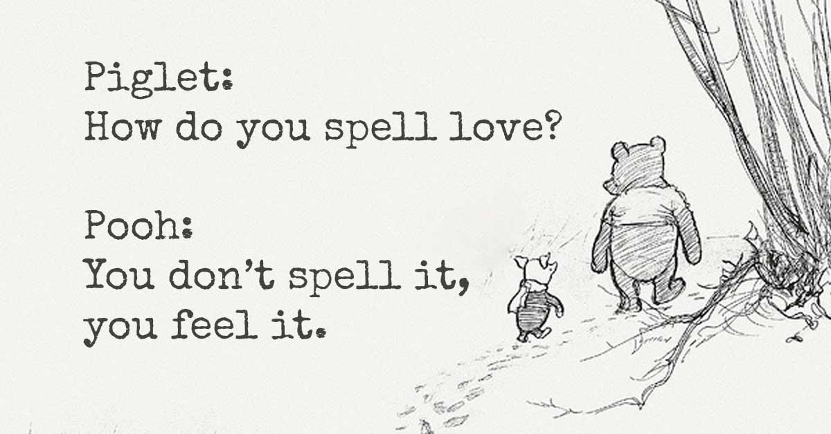 A Winnie-the Pooh Quote for Every Type of Person | I Heart ...
