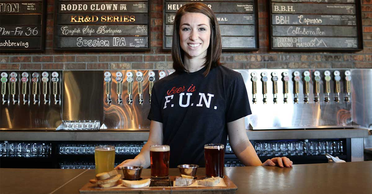 Study: Forcing A Smile At Work May Lead To Heavier Drinking