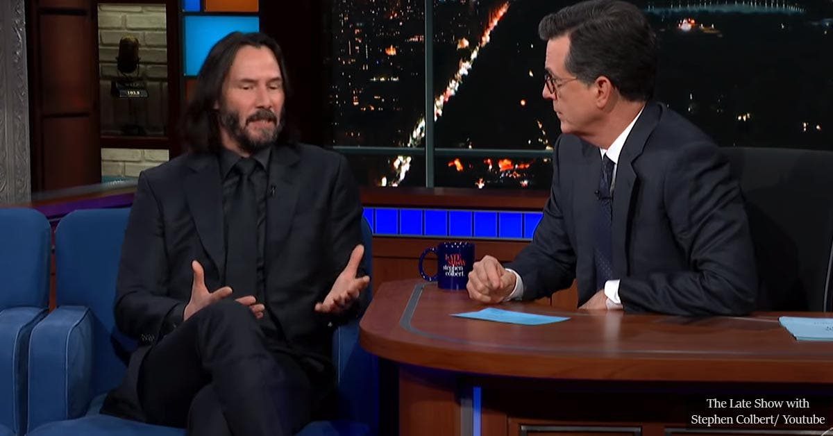 Keanu Reeves Was Asked What Happens When We Die. His Answer Left Everyone Speechless