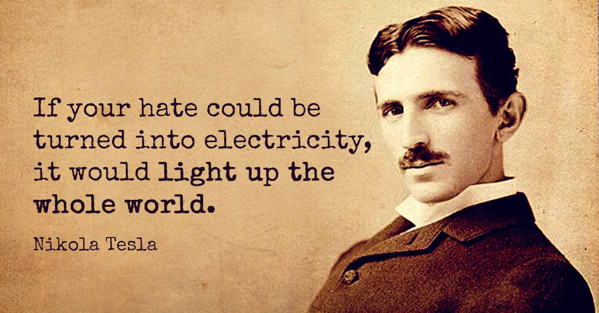 15 Thought-Provoking Quotes From Nikola Tesla's Brilliant Mind