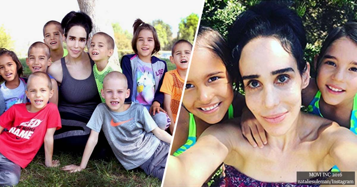 Do You Remember Octomom Nadya Suleman? Recent Updates Show What The Mother Of 14 Is Up To Currently