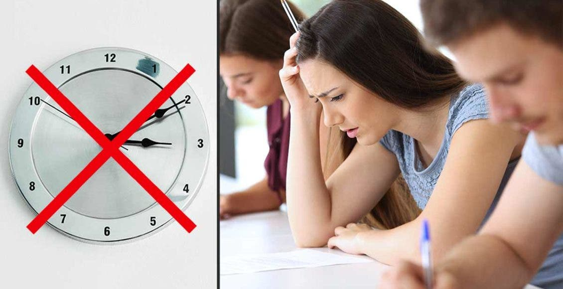 Guess Why Some British Schools Are Removing Analog Clocks From Their Classrooms