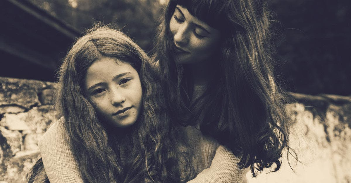 Why having a sister is good for your mental health