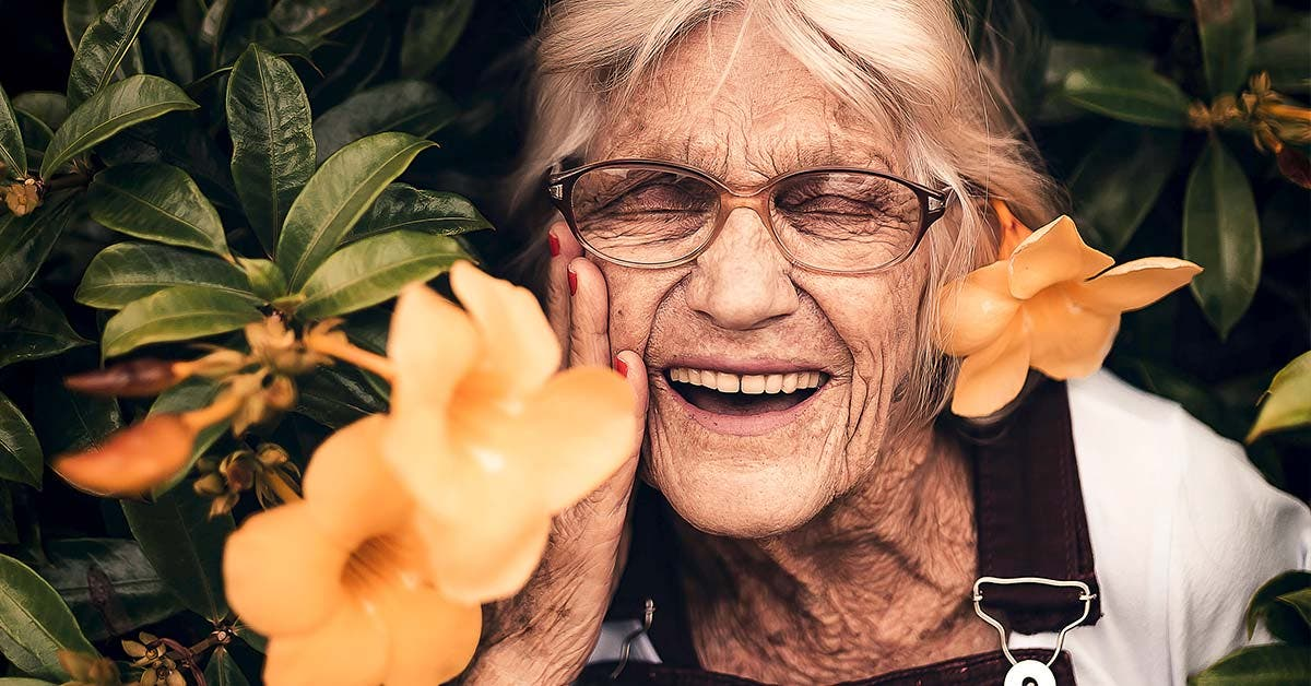 Why do older people tend to be happier?