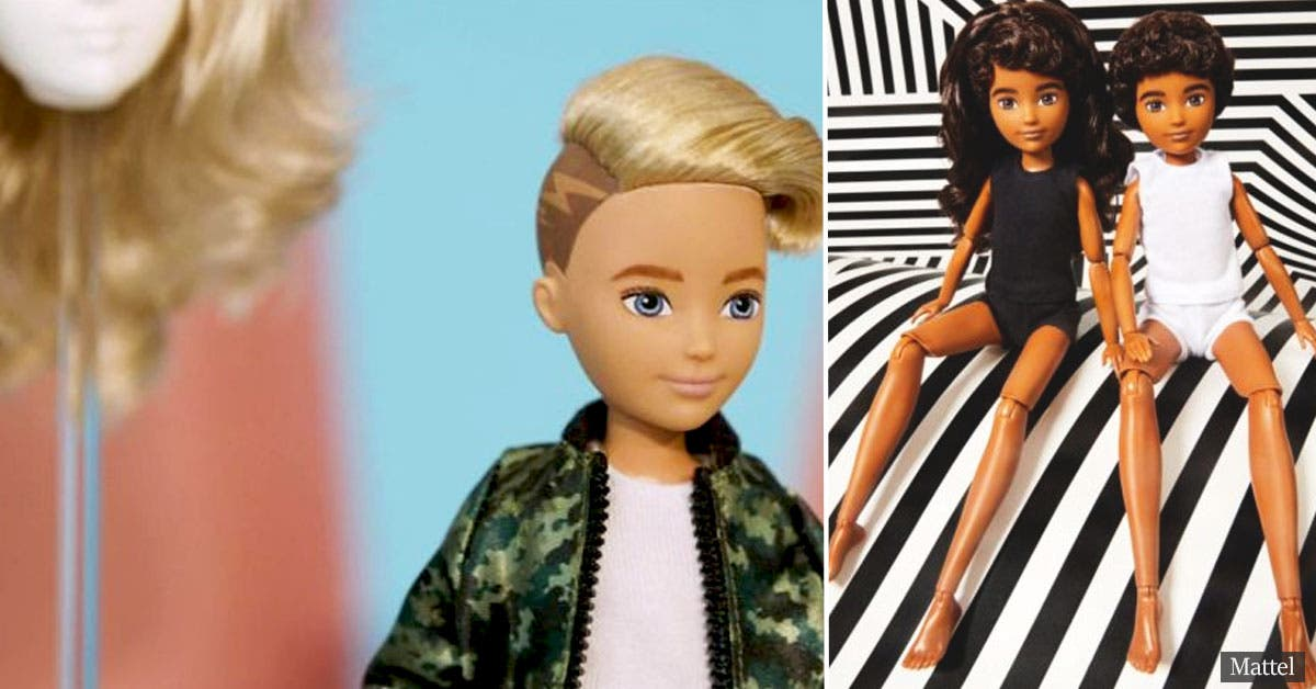 Move over Barbie, there are new gender-neutral dolls in town!