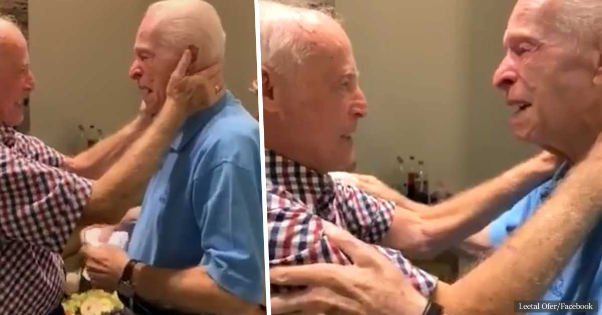 Cousins reunited 75 years after escaping Romania and believing each other killed in the Holocaust