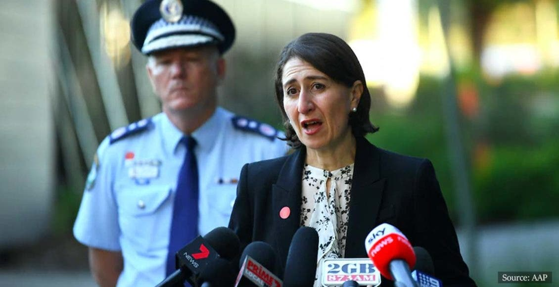 """$11,000 fine and six months jail time for anyone leaving home without a """"reasonable excuse"""""""