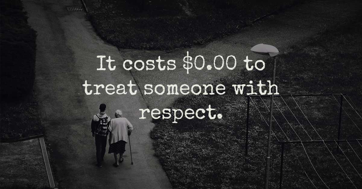 5 Greatly Beneficial Reasons To Respect Others