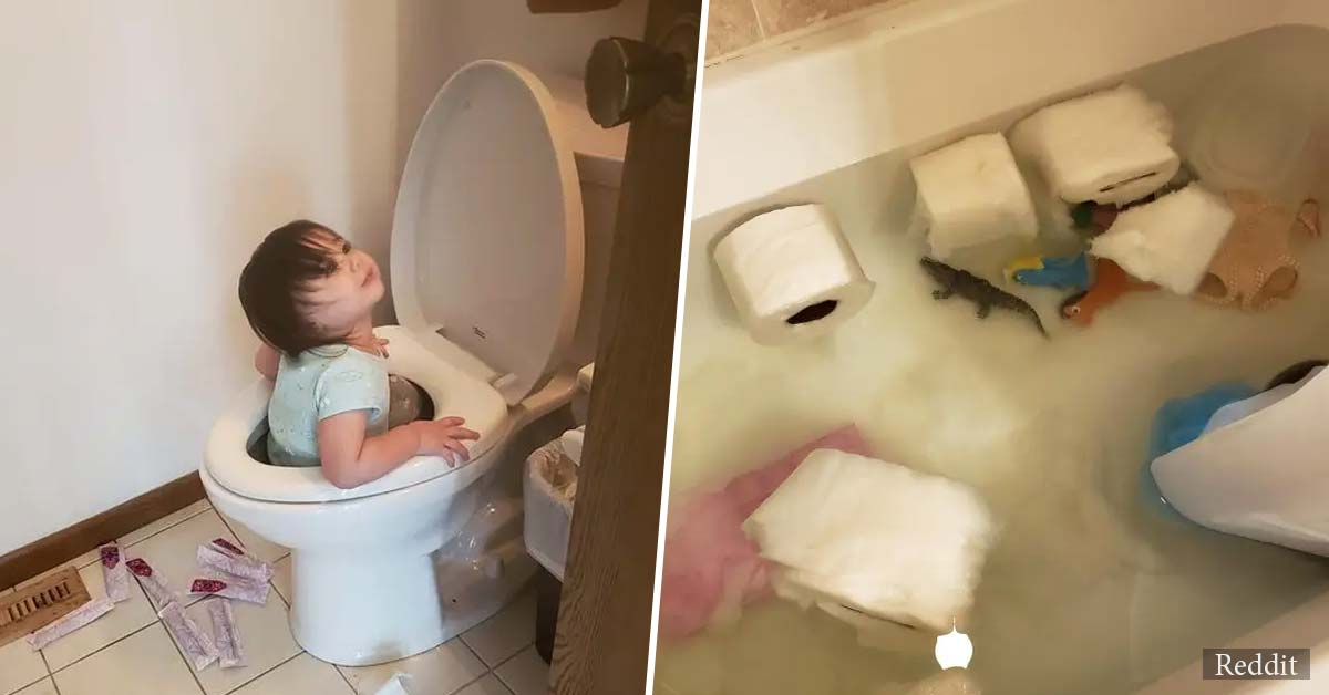 20+ hilarious pictures showing what it really looks like to be quarantined with your kids