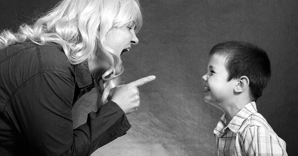 How yelling at your children affects them and how to stop doing it