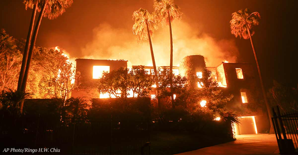 Newer homes harder to escape in case of fire as they burn up to 4 times faster than older homes